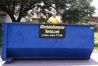 Dumpster Prices in Broward County